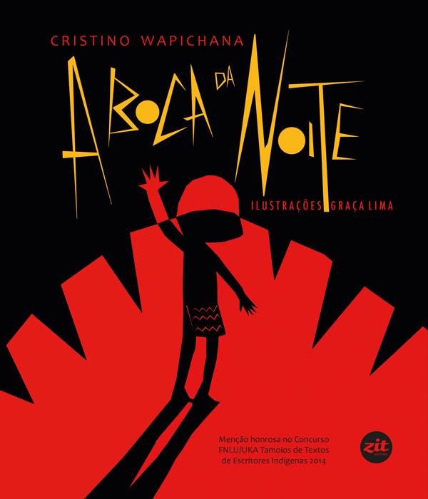 livros infantis com a diversidade da amazônia: a boca da noite