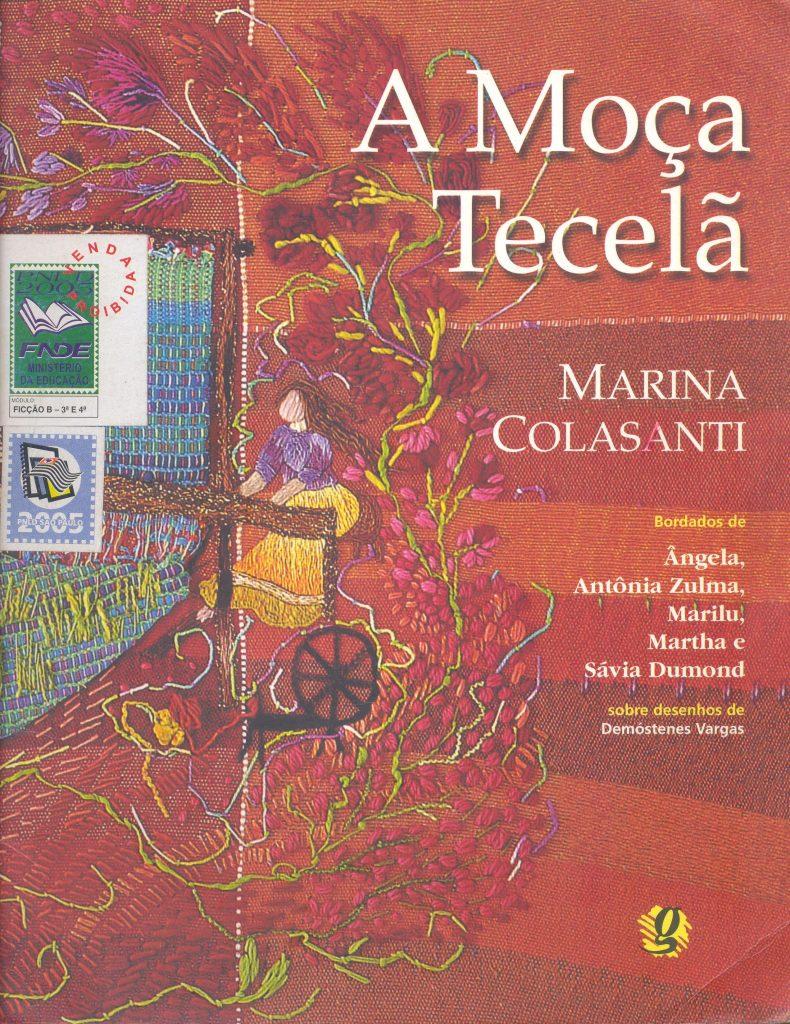 livros para crianças de 9 anos amarem ler: a moça tecelã