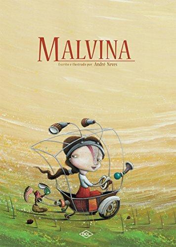 Malvina (autor André Neves, editora DCL)