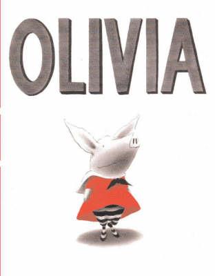 Olivia (autora Ian Falconer, tradutora Lilian Jenkino, editora Globo)