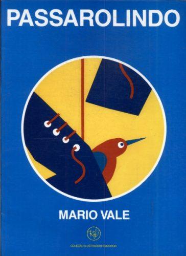 Passarolindo (autor Mario Vale, editora RHJ)