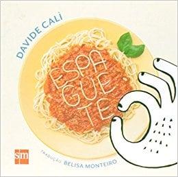 Alimentação seletiva: espaguete davide calí belisa monteiro