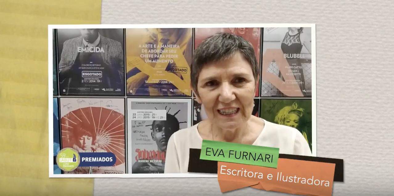 Eva Furnari fala aos leitores
