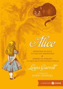 protagonistas femininas: Alice - Lewis Carroll