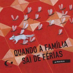 livros para as férias: quando a família sai de férias naja celia