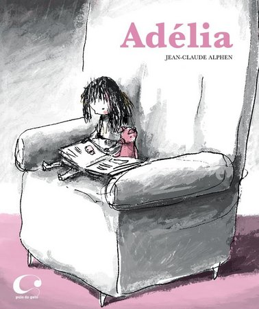Adélia (autor Jean-Claude R. Alphen, editora Pulo do Gato).