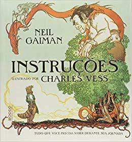 intrucoes: tudo o que voce precisa saber - Neil Gaiman