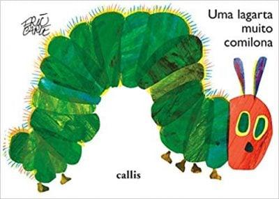 Clássicos da literatura infantil: uma lagarta muito comilona
