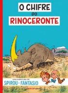O chifre do rinoceronte (autor Franquin, tradução Fernando Paz, editora SESI-SP).