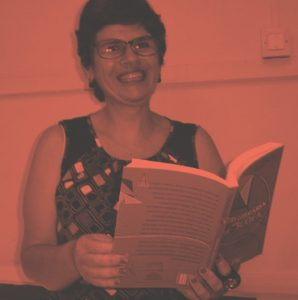 Renata junqueira fala sobre literatura como prazer
