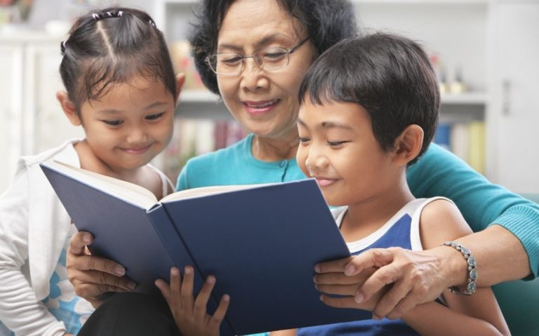 Avós na literatura infantil