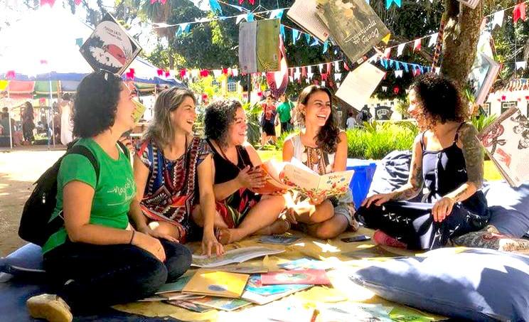 Blogueiras indicam livro infantil na Flip a leitores do Clube Quindim