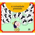 protagonistas femininas: Capa do livro A Curiosidade Premiada