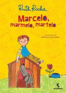 livros infantis dos anos 70 e 80:marcelo marmelo martelo ruth rocha
