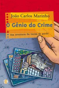 livros infantis dos anos 70 e 80: o gênio do crime joão carlos marinho