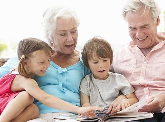 5 avós adoráveis da literatura infantil brasileira