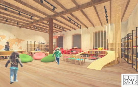 Instituto de Leitura Quindim inaugura biblioteca infantil de referência