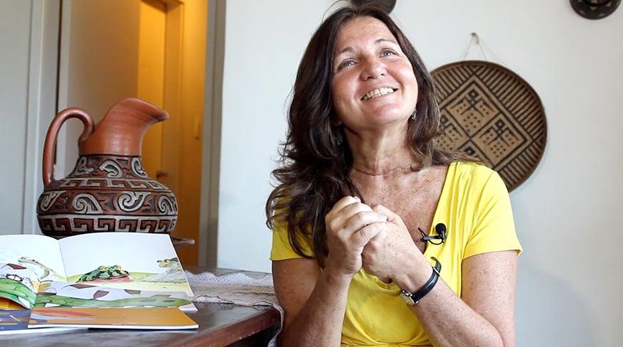 Graça Lima fala sobre Era da imagem