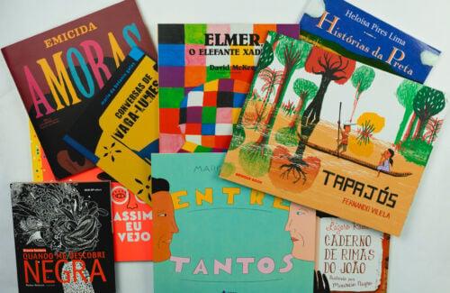livros diversidade crianças
