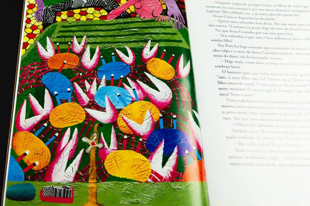 Flora e fauna brasileira na ilustração - Roger Mello - Descolonização Cultural
