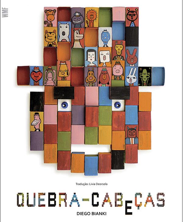 Quebra-cabeças (autor Diego Bianki, Editora WMF Martins Fontes)