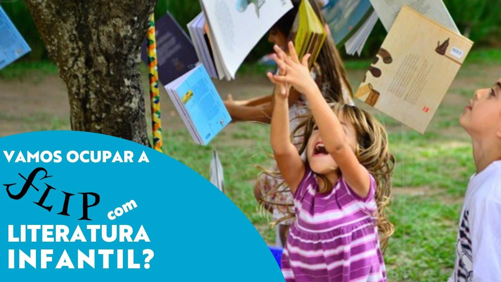 Flip 2019: confira a programação do Clube Quindim e baixe a programação infantil completa!