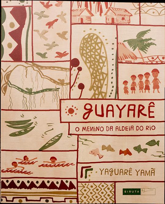 livros infantis com a diversidade da amazônia: guayarê