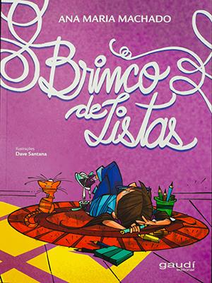 Temas atuais: brinco de pérolas Ana Maria Machado editora Gaudi ilustração Dave Santana