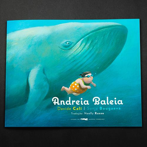 AndrAndreia baleia autoestima na infância