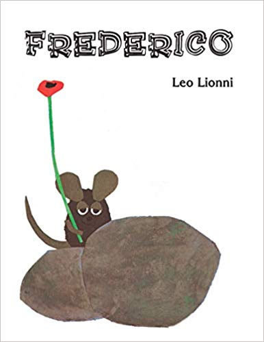 Frederico (autor Leo Lionni, tradutora Monica Stahel, editora WMF Martins Fontes)