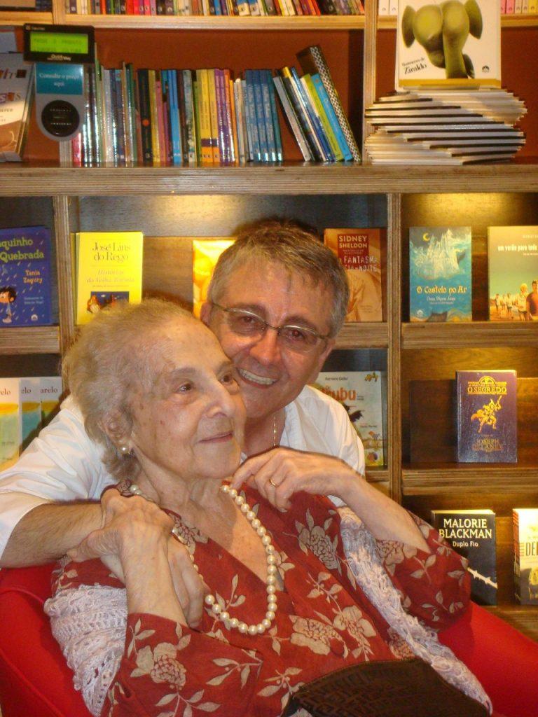 Cláudio Fragata e Tatiana Belinky