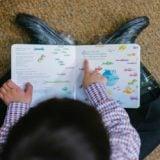 leitura na infância