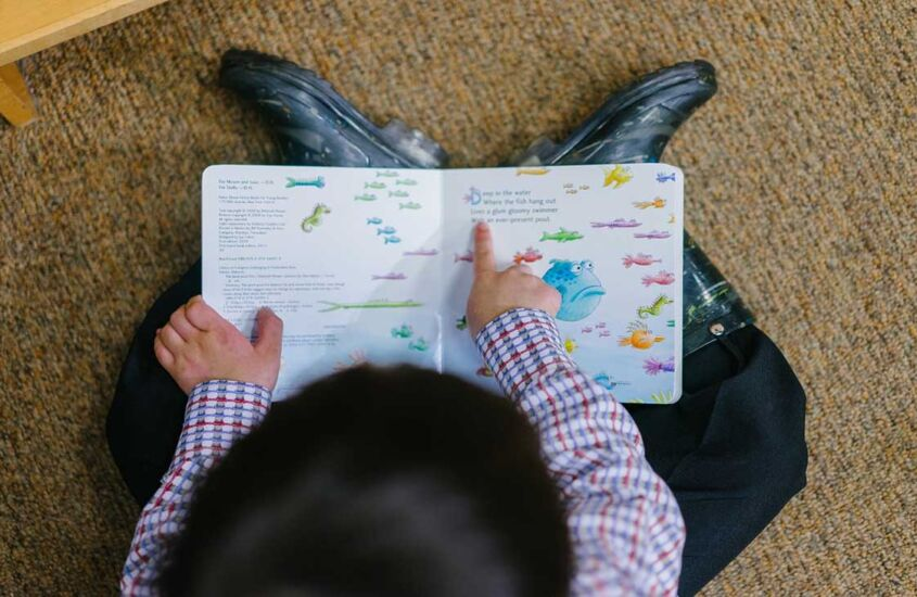 Leitura na infância: 5 mitos para desconstruir já