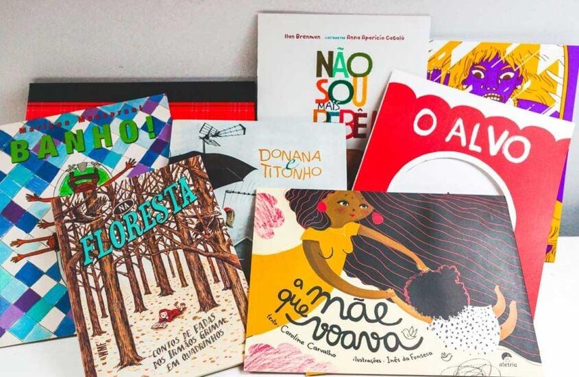 Comece a sua biblioteca com livros para a família toda se identificar