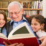 ler com uma criança