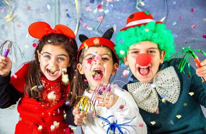 Os melhores blocos de carnaval infantis de São Paulo