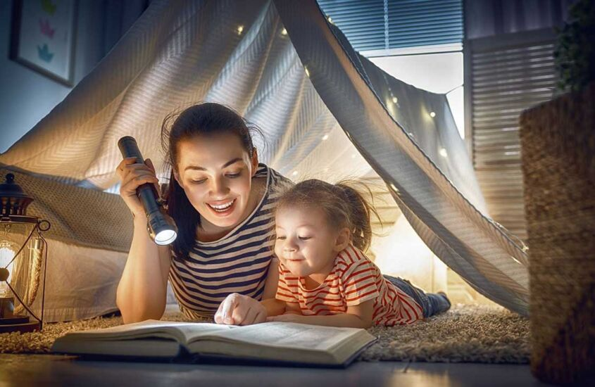 Ler o que gosta é tão importante quanto a leitura escolar e deve ser incentivado