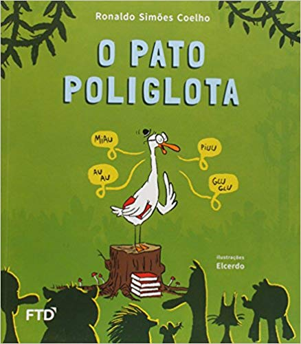 diferentes pontos de vista Escritor: Ronaldo Simões Coelho Ilustrador: Elcerdo Editora: FTD