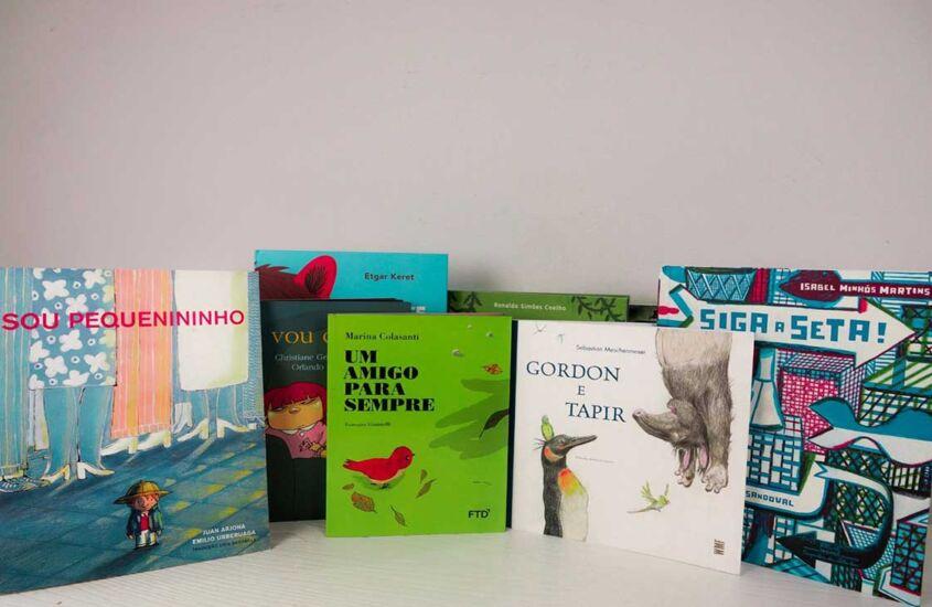 Livros infantis para pensar sobre diferentes pontos de vista