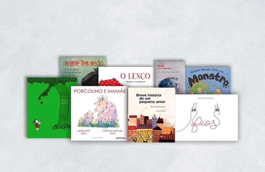 Livros infantis sobre mães e filhos que você precisa conhecer