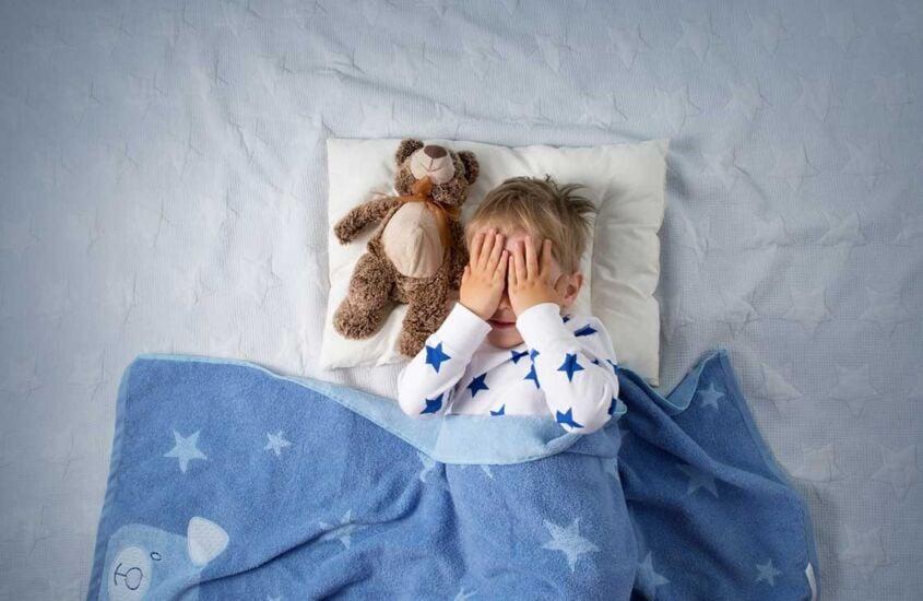 Meu filho não quer dormir e outros problemas com o sono