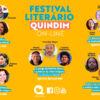 Festival Literário Quindim On-line: confira a programação