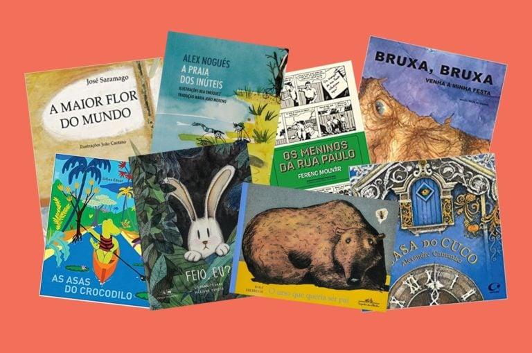 livros de animais