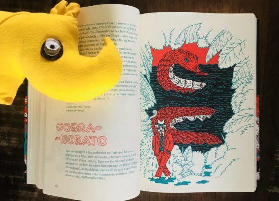 Cobra-Norato personagens do folclore para voce conhecer