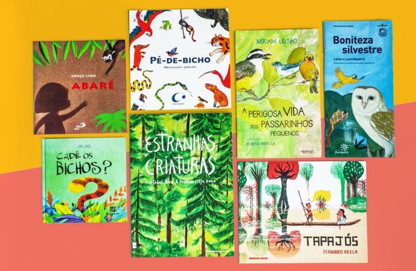 7 Livros sobre o meio ambiente para educação infantil