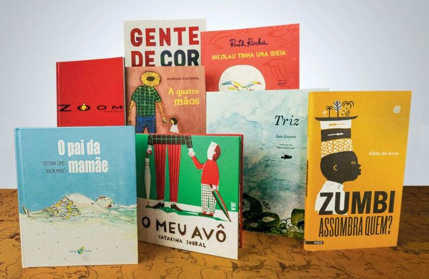 Dicas de livros infantis para ler e refletir