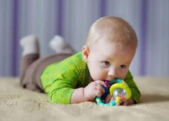 saltos de desenvolvimento do bebê
