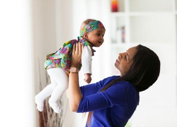 colicas em bebês para quando