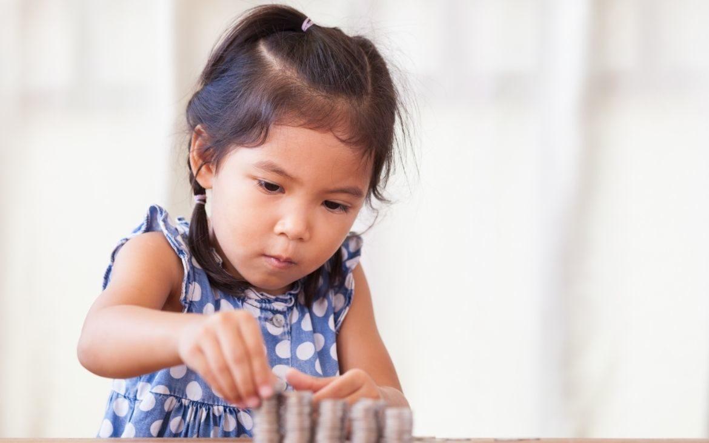 entenda educação financeira infantil