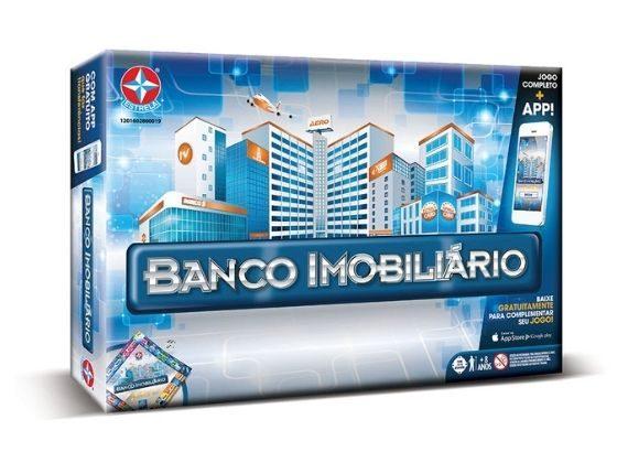jogos de tabuleiro infantil banco imobiliário